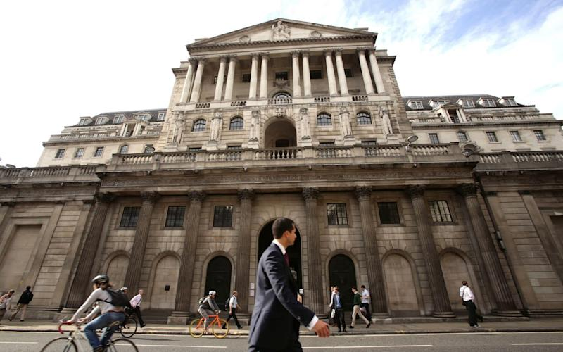 Bank of England rate-setter Michael Saunders has turned dovish - PA