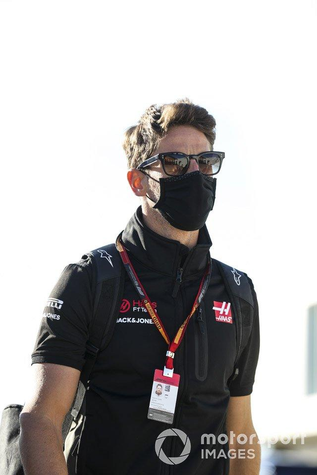 "Romain Grosjean, Haas F1 <span class=""copyright"">Charles Coates / Motorsport Images</span>"