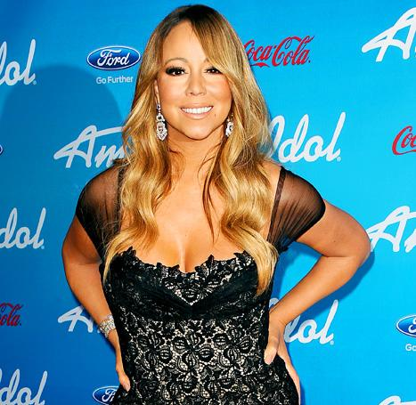 "Mariah Carey Hospitalized With Dislocated Shoulder: ""She Is Fine,"" Says Rep"