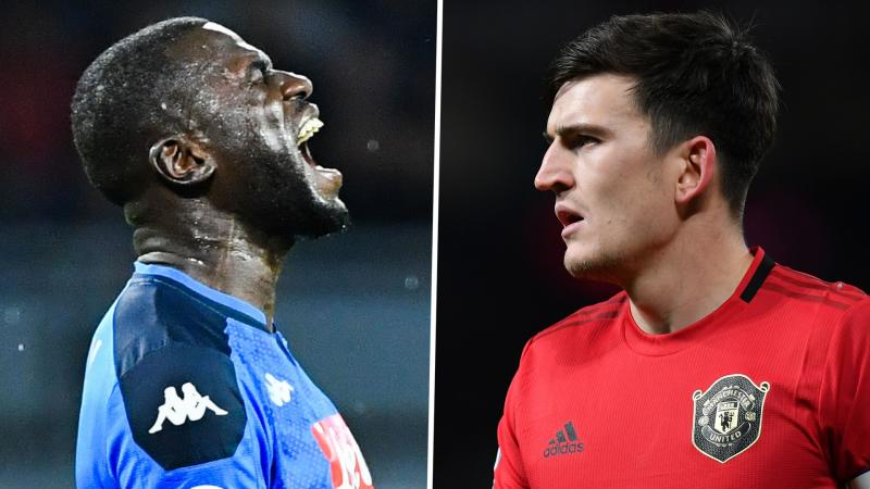 'Koulibaly the perfect partner for Maguire' – Napoli defender would add fear factor to Man Utd, says Yorke