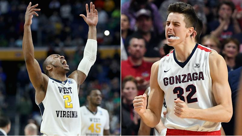 NCAA Tournament 2017: Live updates, highlights from Gonzaga vs. West Virginia in Sweet 16