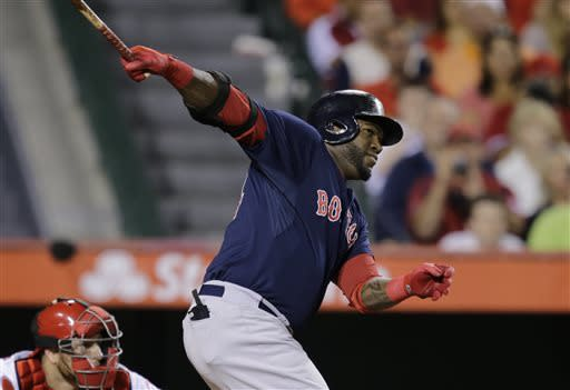 Red Sox beat Angels 6-2 for 5th win in a row