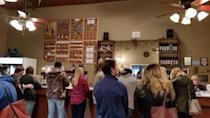 """<p><a href=""""https://foursquare.com/v/purple-toad-winery/4bef1a842ff520a12521e8a2"""" rel=""""nofollow noopener"""" target=""""_blank"""" data-ylk=""""slk:Purple Toad Winery"""" class=""""link rapid-noclick-resp"""">Purple Toad Winery</a> in Paducah</p><p>""""Large variety of <span class=""""entity tip_taste_match"""">wines</span> including <span class=""""entity tip_taste_match"""">strawberry</span>, blackberry, <span class=""""entity tip_taste_match"""">blueberry</span>, <span class=""""entity tip_taste_match"""">peach</span>, and some blends. Owners are great. Large additional building for events."""" - Foursquare user <a href=""""https://foursquare.com/user/158607711"""" rel=""""nofollow noopener"""" target=""""_blank"""" data-ylk=""""slk:Leslie Ballard"""" class=""""link rapid-noclick-resp"""">Leslie Ballard</a></p>"""