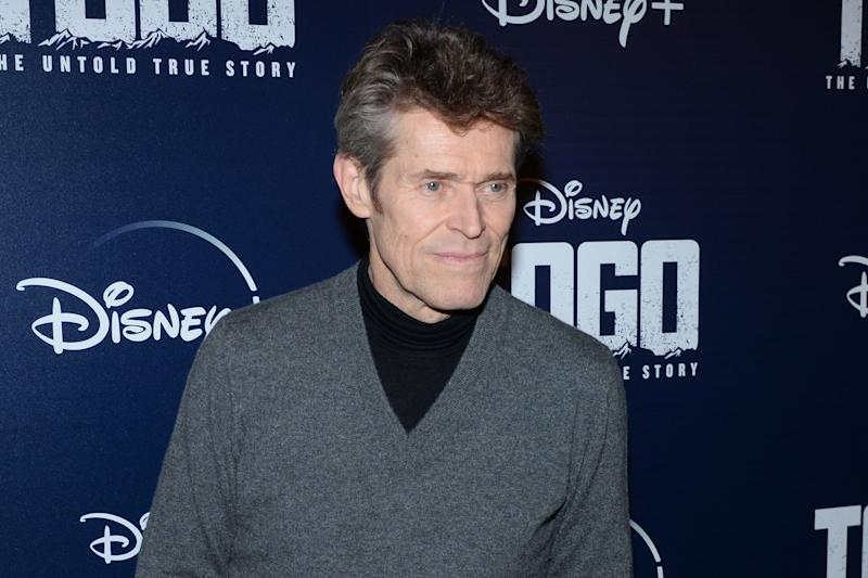 "Willem Dafoe attends a screening of ""Togo"" on December 9, 2019. (Photo by Paul Bruinooge/Patrick McMullan via Getty Images)"