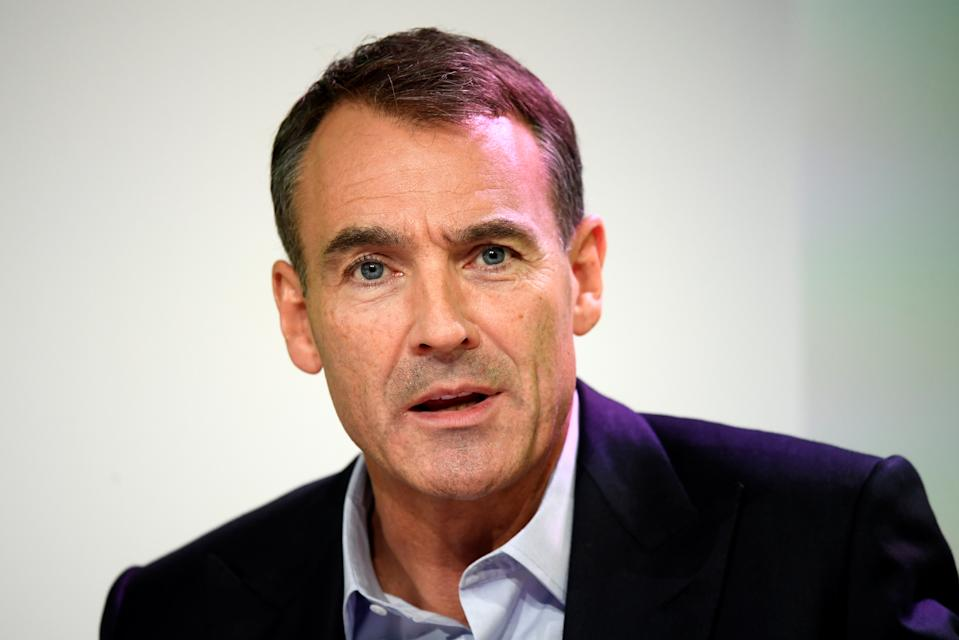 BP's CEO Bernard Looney. Photo: Reuters