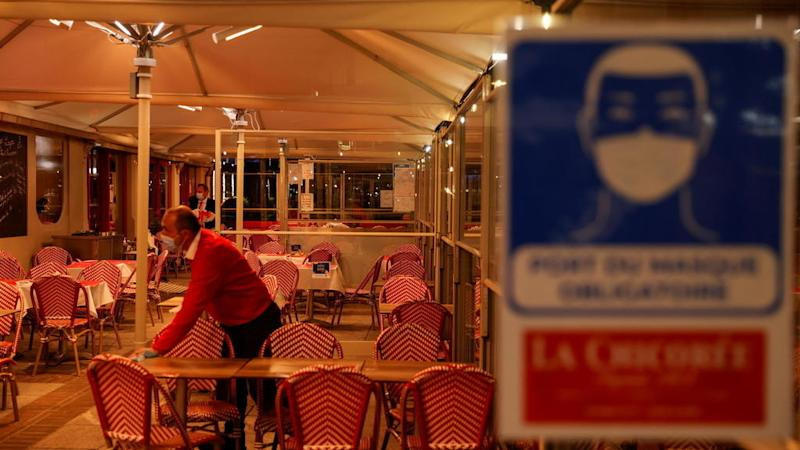 Covid-19: Curfew now in force for 20 million people living in France