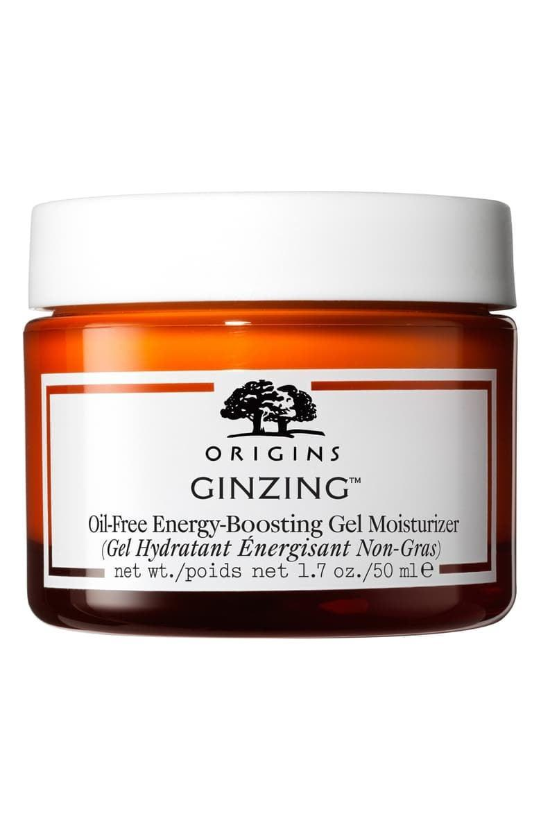 <p>You can't go wrong with the beloved <span>Origins GinZing Oil-Free Energy-Boosting Gel Moisturizer</span> ($31). It'll hydrate the skin without feeling heavy or sticky.</p>