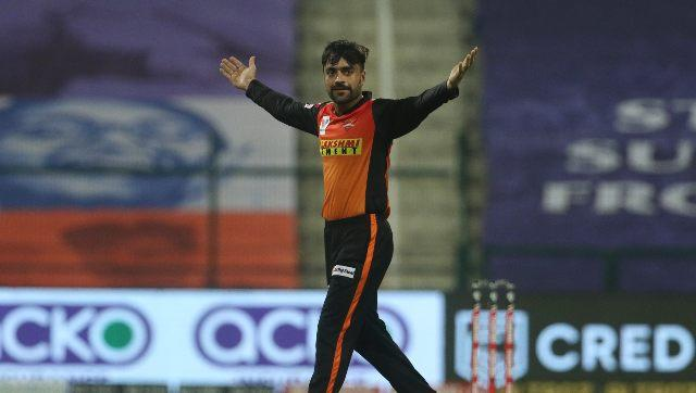 Afghanistan's Rashid Khan starred with the ball as Sunrisers Hyderabad beat Delhi Capitals in the 11th match of IPL 2020 on Tuesday, thereby registering their first win this season. SRH defeated the Delhi franchise by 15 runs after posting 162-4 on board, batting first. Sportzpics