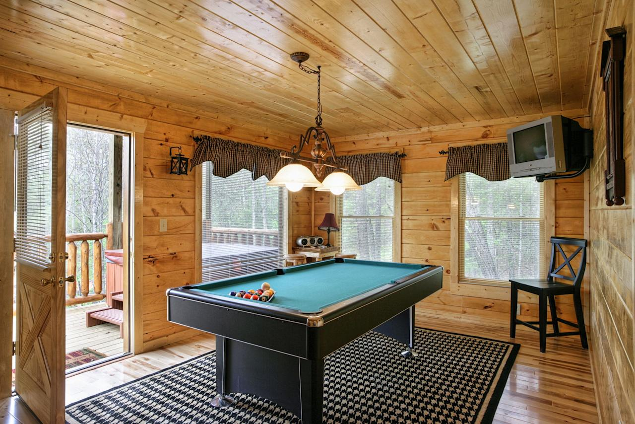 """<p>Game room, pool room, recreation room—whatever you call it, who <em>wouldn't</em> want a space in their home solely devoted to the purpose of having fun? The good news is, with a little planning and creative thinking, anyone can have just that. Seriously! You don't need an entire basement or bonus space to start dreaming up creative game room ideas (though it would be nice if you can spare the space!). An unused corner of your garage or living room can easily become a gaming area. Or, if movie nights are more your thing, a portable projector can transform your living room or backyard into an epic home theater. (Don't forget the popcorn!) </p><p>The point is, think about <em>how </em>you and your family want to use the space and go from there in your planning and decorating. Whether you want a fun spot for family <a href=""""https://www.countryliving.com/shopping/gifts/g27410985/best-board-games-for-kids/"""">board game</a> nights, a place to watch <a href=""""https://www.countryliving.com/life/entertainment/g20956684/kids-movies-on-netflix/"""">kid-friendly movies</a> and do <a href=""""https://www.countryliving.com/life/kids-pets/g30429119/indoor-activities-for-kids/"""">indoor activities with your kids</a>, or are looking for more of an adults-only spot to unwind, here are the best game room ideas tips—including a few from some of our favorite interior designers—that'll help you create a rec room that's both functional <em>and </em>stylish. We're warning you, though: You may never want to leave the house again. (No judgment here!)</p>"""