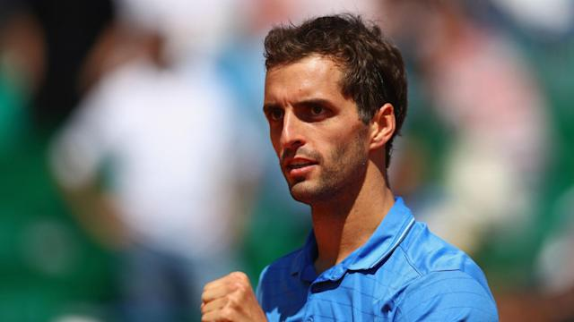 After eliminating Andy Murray, Albert Ramos-Vinolas added the scalp of Marin Cilic as he made the Monte-Carlo Masters semi-finals