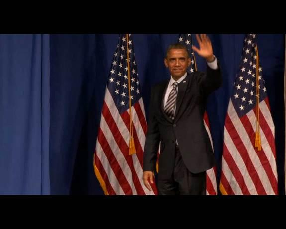 Obama Praises Mars Rovers, US Science in Speech
