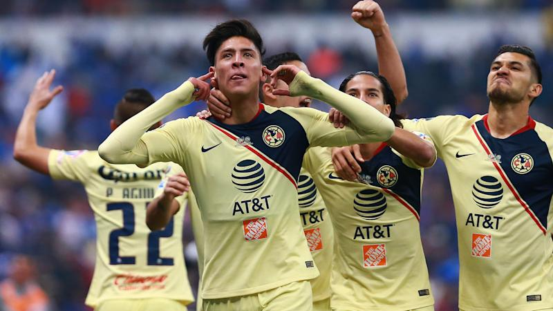 2d86d5213c8 Club America top Cruz Azul to claim Liga MX Apertura crown