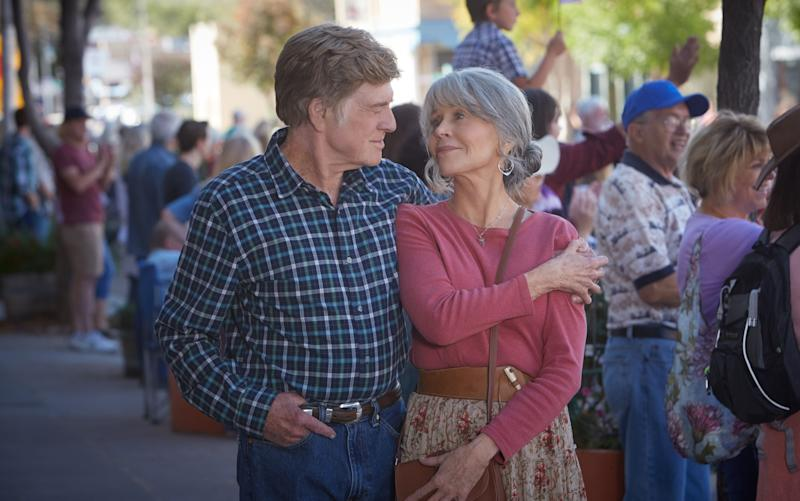 Robert Redford and Jane Fonda star in Our Souls at Night