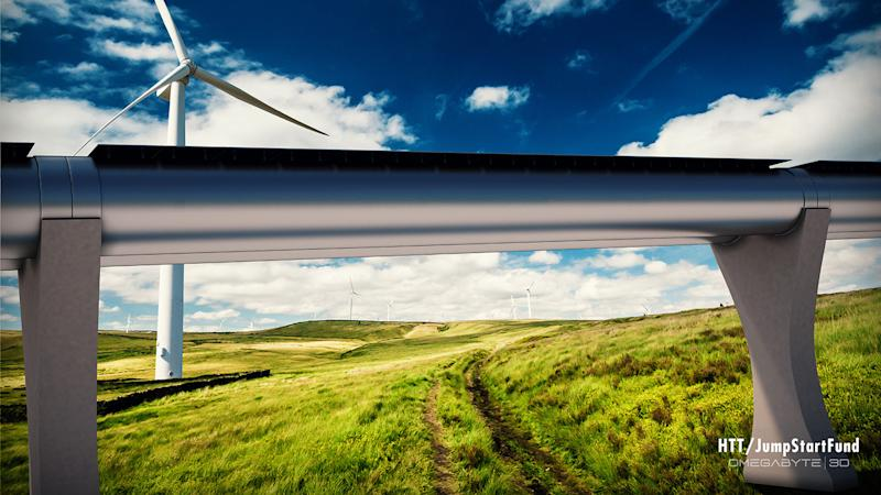 Australian Hyperloop team suggests ditching high-speed rail plan for Musk's super-fast system