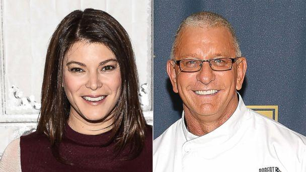 PHOTO: Gail Simmons attends an event on Nov. 13, 2017, in New York City.|Robert Irvine attends an event on Oct. 20, 2016, in Washington, D.C. (Getty Images)