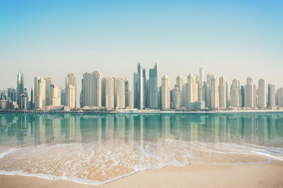 Will we see the golden sands of Dubai this summer? (Getty Images/iStockphoto)