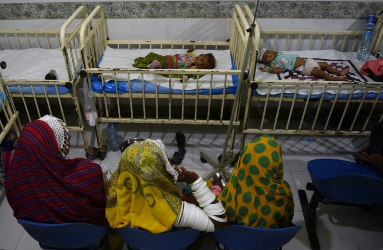 In Pakistan, only 38 percent of babies are fed breast milk exclusively during their first six months in line with UN recommendations