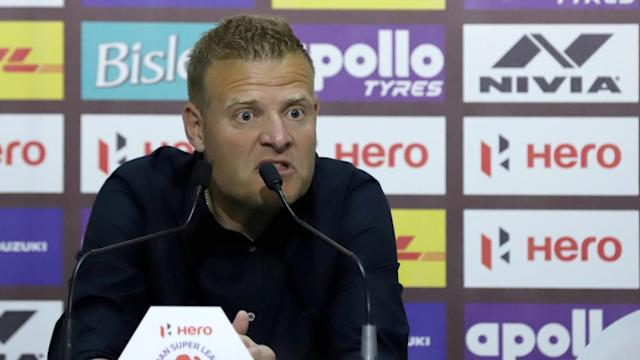 Josep Gombau is not ready to give up till it is mathematically impossible to qualify...