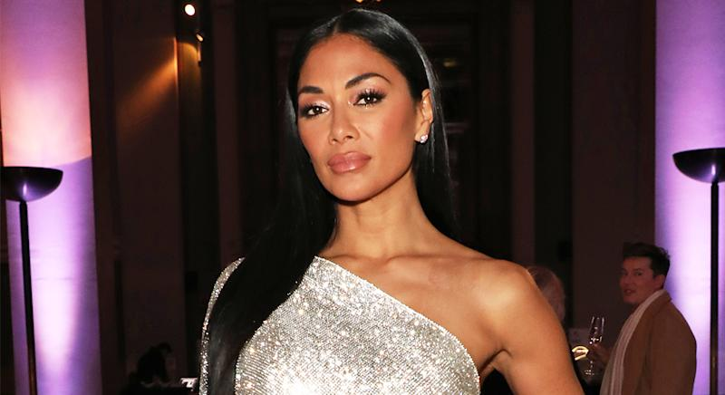 where to buy Nicole Scherzinger's face covering