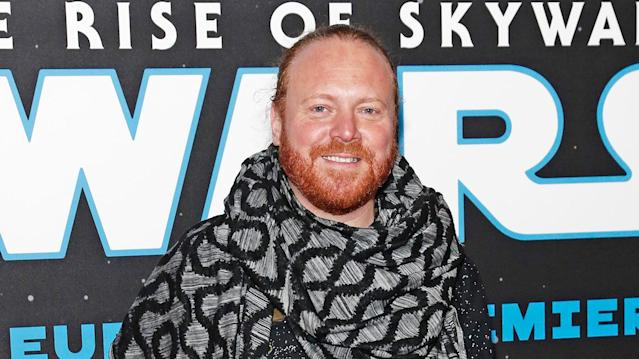 Keith Lemon, aka Leigh Francis, actually went to art school
