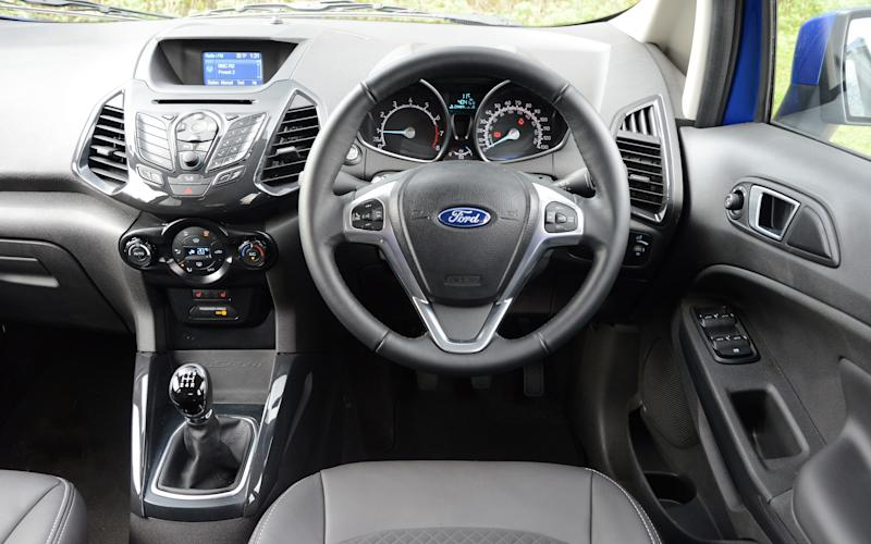 Ford EcoSport 2017 review