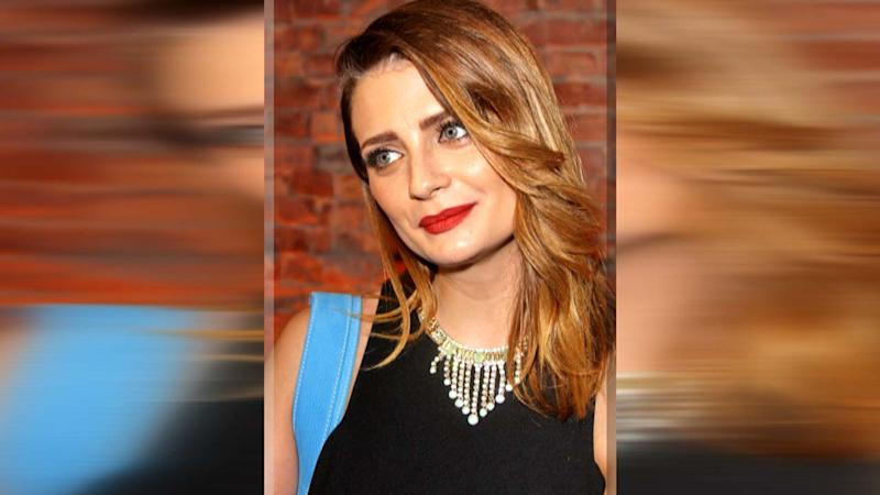 'The Pressure Is Immense' Says Former TV Teen-Drama Queen Mischa Barton About Life In The Spotlight