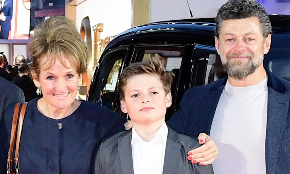 <p>The son of Andy Serkis and Lorraine Ashbourne has had a pretty good 2017 on screen already with roles in BBC series<i> Taboo</i> and<i> SS-GB</i> but 2018 will be even better. Louis, 13, will play the lead in Joe Cornish's modern retelling of King Arthur <i>The Kid Who Would Be King</i> and in his father's long-awaited <i>The Jungle Book</i> remake. </p>