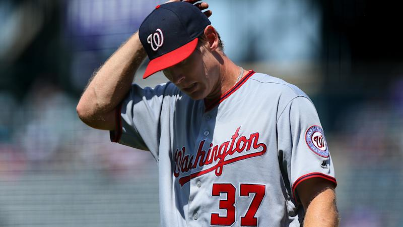 'It would be a miracle' if Strasburg pitches in NLCS - Baker