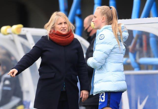 Victory over Reading would clinch the title for Emma Hayes' side