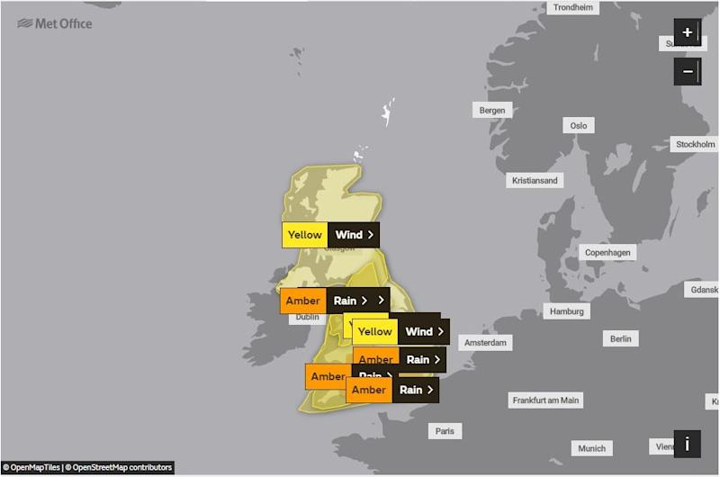 (Met Office)