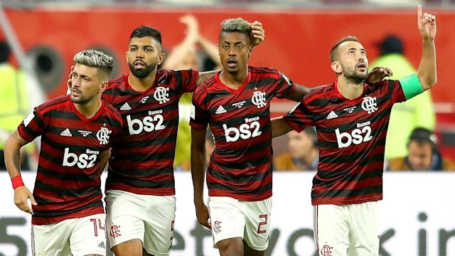 Bruno Henrique ensured Flamengo did not suffer a shock loss in the Club World Cup semi-finals as they beat Al Hilal 3-1.