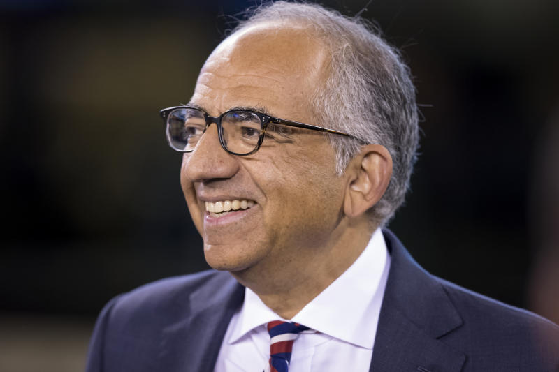 "In a statement announcing the departure of chief commercial officer Jay Berhalter, U.S. Soccer president Carlos Cordeiro (above) said that Berhalter ""played an invaluable role in the growth of our federation and the evolution of the game in America."" (Ira L. Black/Getty)"
