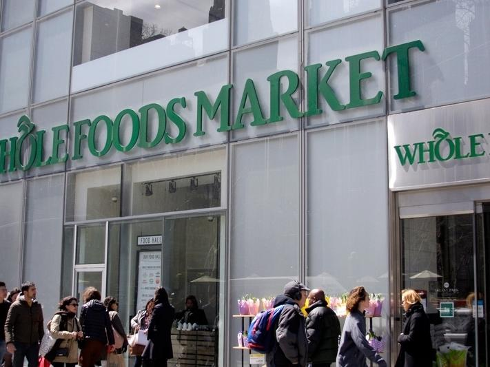 Workers at Whole Foods grocery stores are asking for more money and benefits while working during the coronavirus pandemic.