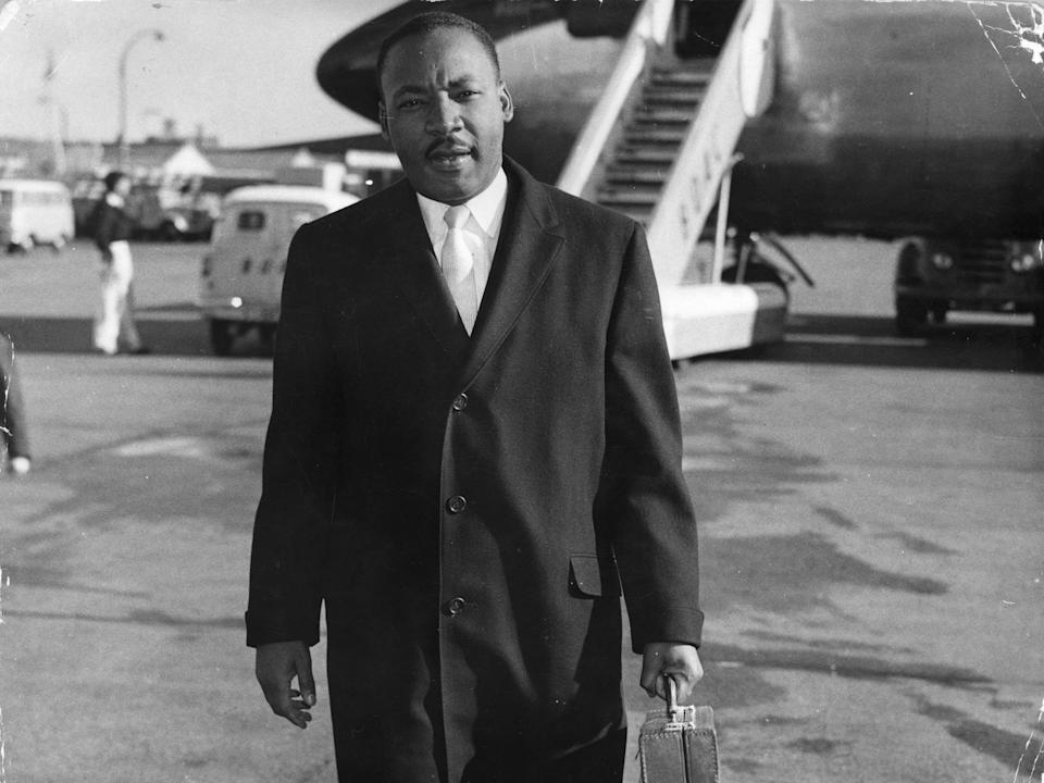 Martin Luther King Jr.Getty Images