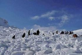 Indian Army lose 2 brave jawans as avalanche hits Siachen glacier