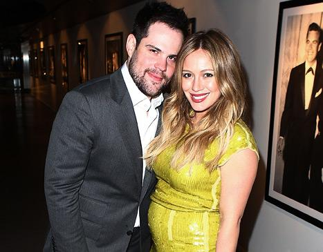 """Hilary Duff: Son Luca Is """"the Most Wonderful, Sweet, Adorable"""" Baby"""