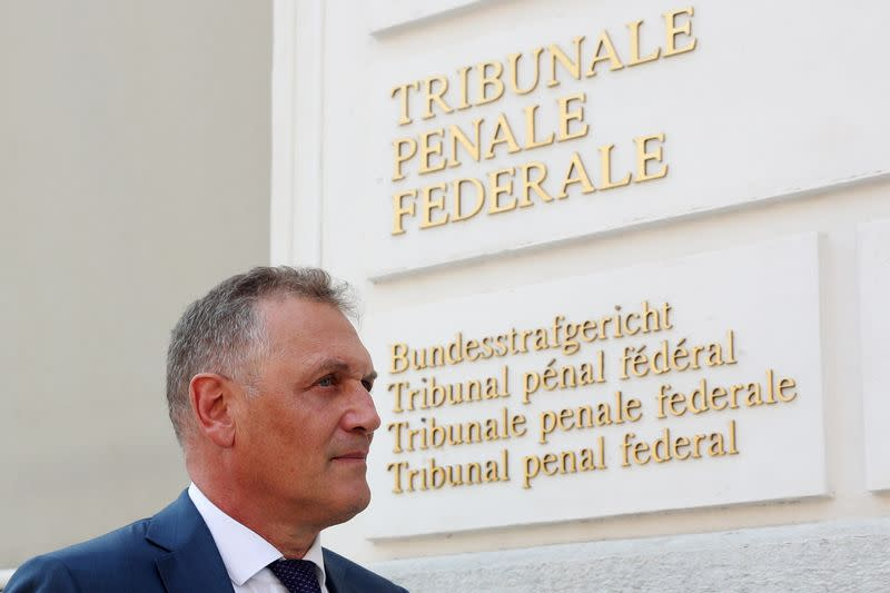 Trial of former FIFA Secretary General Valcke starts in Bellinzona