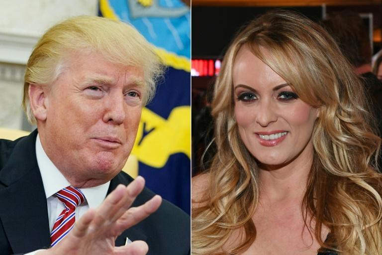 Stormy Daniels' interview on '60 Minutes' set to air March 25
