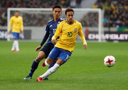 International Friendly - Brazil vs Japan