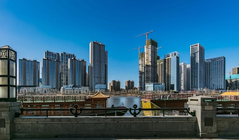 Win a Nobel Prize, get a house in a Beijing suburb for free