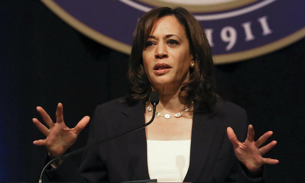 Kamala Harris, 2020 presidential contender, vows to reduce cost of prescription drugs