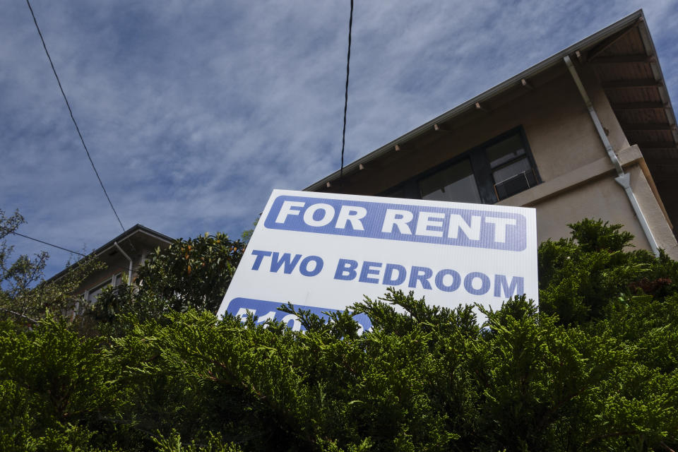 If you can't pay rent due to a coronavirus-related financial hardship, have an honest conversation with your landlord about deferring payments or negotiating rent. (Photo: Getty Creative)
