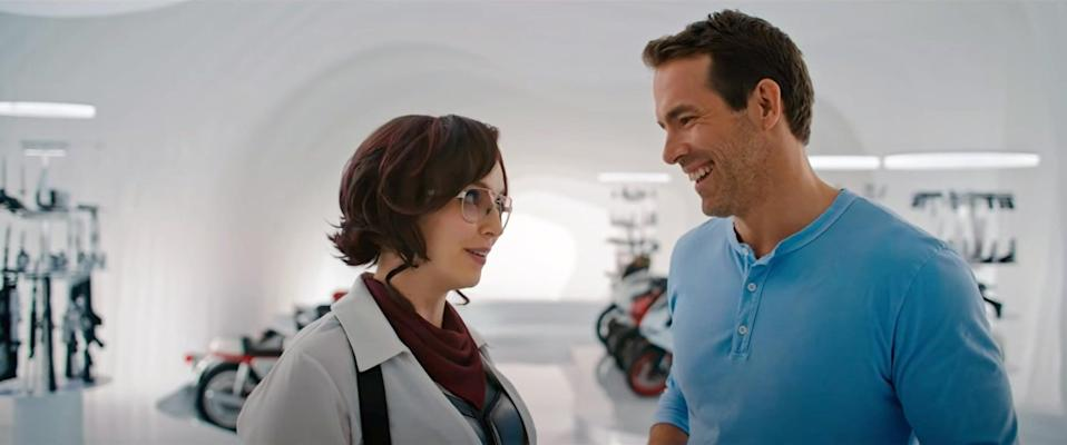 """<p>The <a class=""""link rapid-noclick-resp"""" href=""""https://www.popsugar.co.uk/Ryan-Reynolds"""" rel=""""nofollow noopener"""" target=""""_blank"""" data-ylk=""""slk:Ryan Reynolds"""">Ryan Reynolds</a> and Jodie Comer comedy has been pushed back from its original July 3 premiere date to July 30, 2021.</p>"""