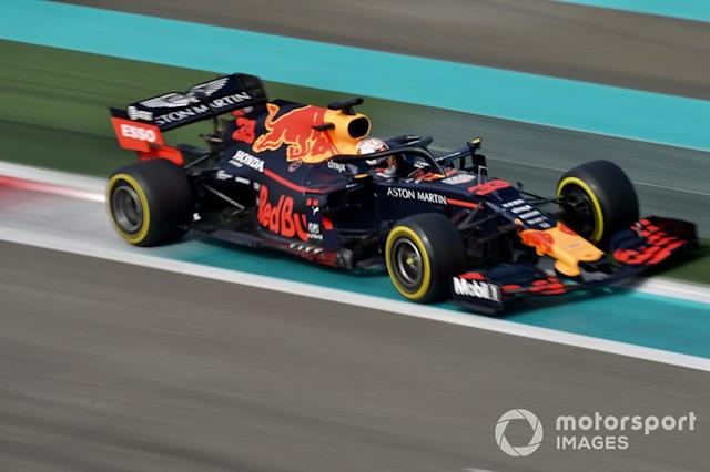 """2019: Red Bull Racing RB15 <span class=""""copyright"""">Jerry Andre / Motorsport Images</span>"""