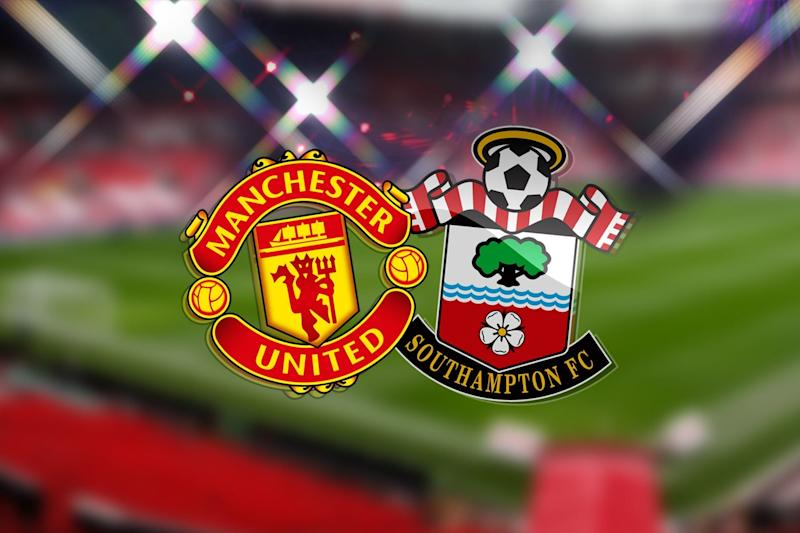 Manchester United will be favourites to continue their hugely impressive winning run against Southampton at Old Trafford on Monday ()