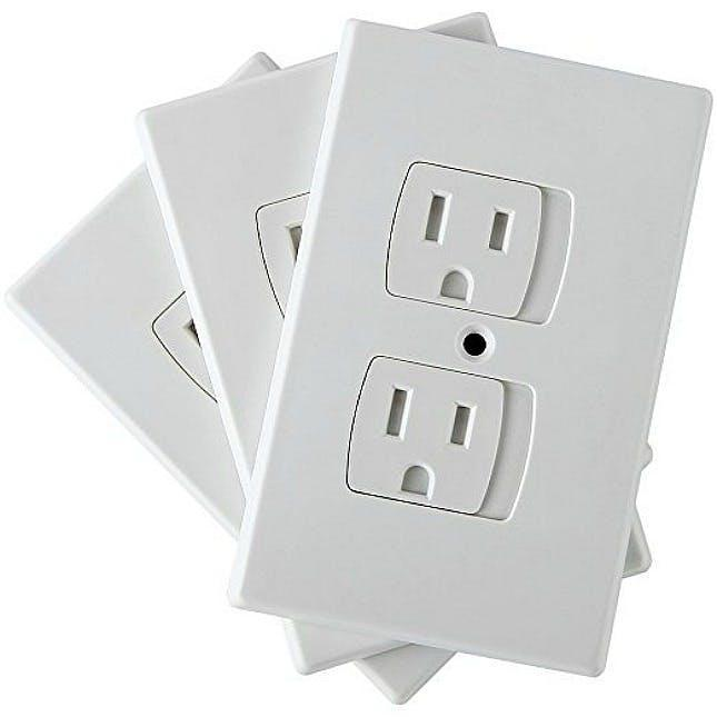 Jambini Self-Closing Outlet Covers