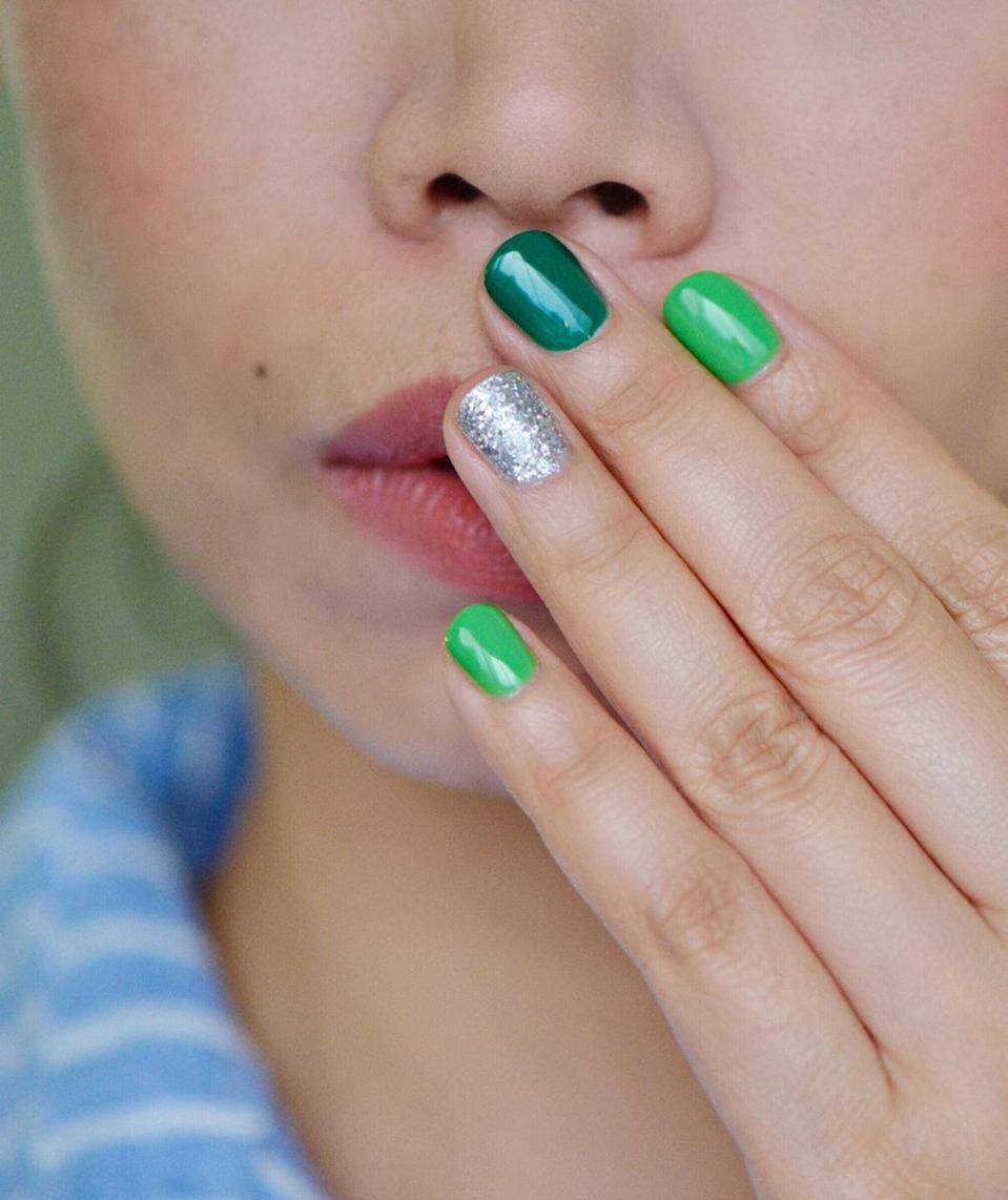 10 Best St Patrick S Day Nail Art Ideas From Instagram