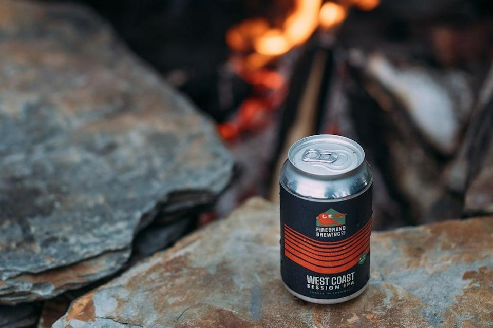Fire and water: beer and barbecued food are a match made in heaven  (Oliver White-Smith)