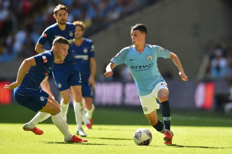 Phil Foden has been backed by team-mate Kyle Walker to shine in Kevin de Bruyne's absence