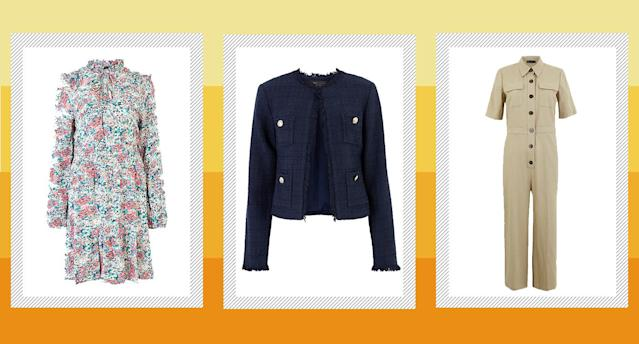 Marks & Spencer drop 500 + new in items for spring/summer. (M&S)